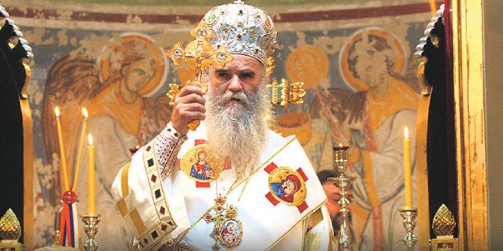 Митрополит Амфилохий: Истинно духовные люди меньше всего говорят о духовности