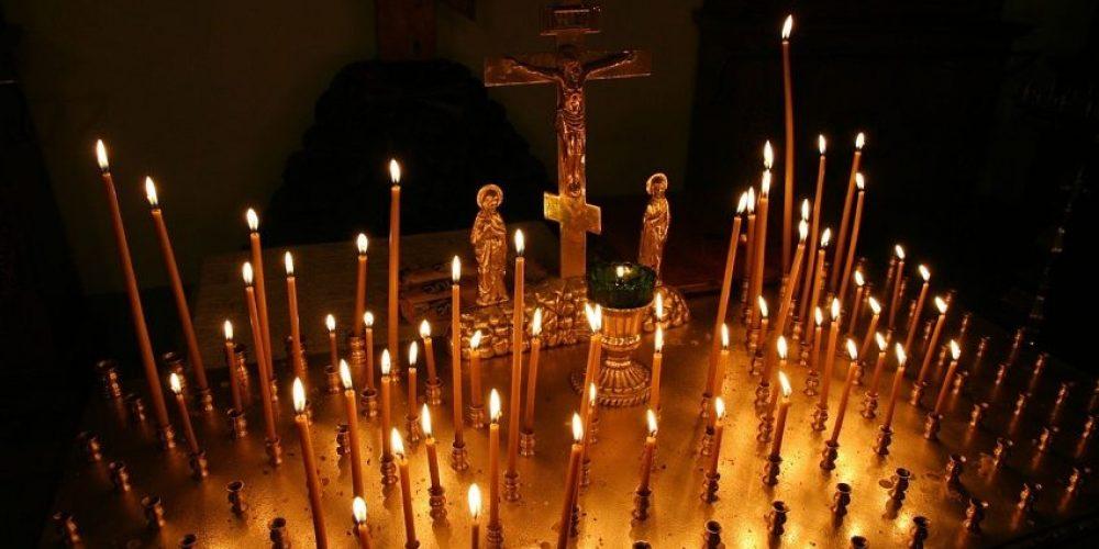 Димитриевская родительская суббота и принесение иконы с частицей мощей св. Димитрия Солунского
