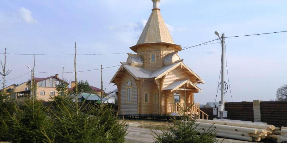 Анонс: малое освящение храма свт. Николая в Рыжово